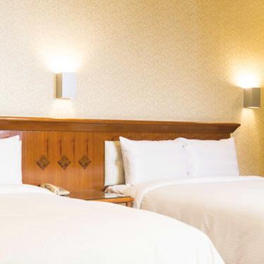 美滿雙床房