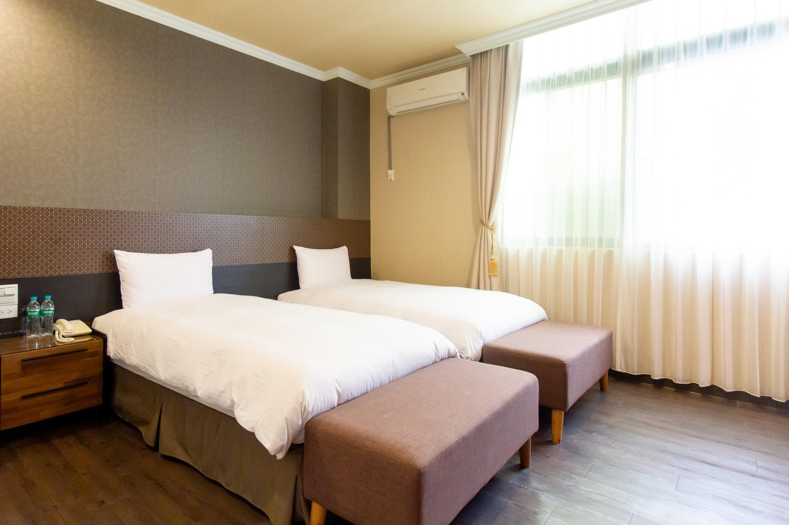 風格雙床房