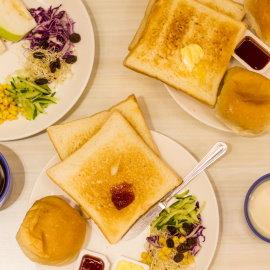 菁英廳自助式早餐